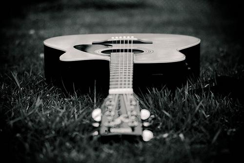 Frase de Músicas Em Inglês de Fotos